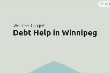 where to get debt help in winnipeg