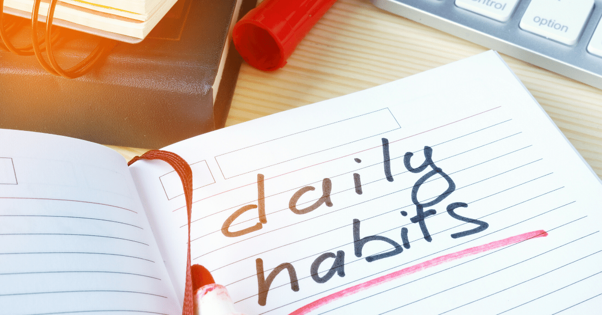 How Your Habits Can Impact Your Finances