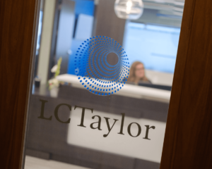 LCTaylor front door