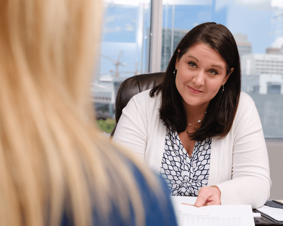 Licensed Insolvency Trustee explaining consumer proposals