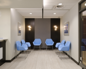 LCTaylor Reception Area